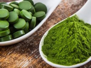 zelene potraviny